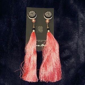 Mignonne Gavigan Tassel Earrings